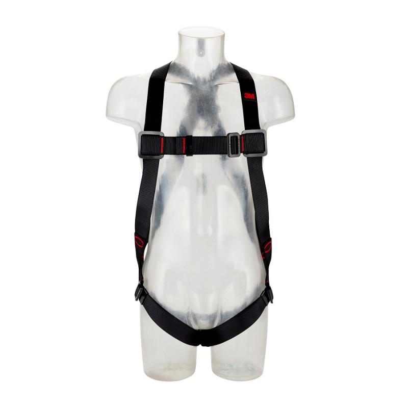 3M Protecta 1-Punkt Auffanggurt Standard mit Einstellbereich an den Beinen