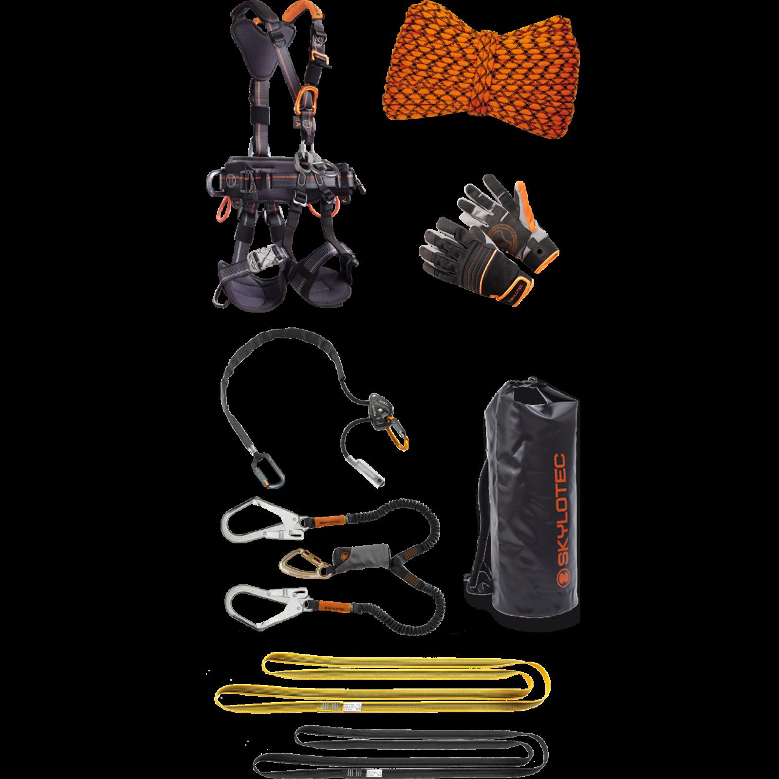 Skylotec Gerätesatz Absturzsicherungen 4