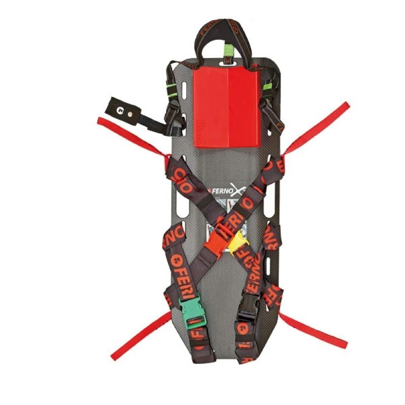 Ferno Stabilisierungsboard XT-KIT mit Begurtung