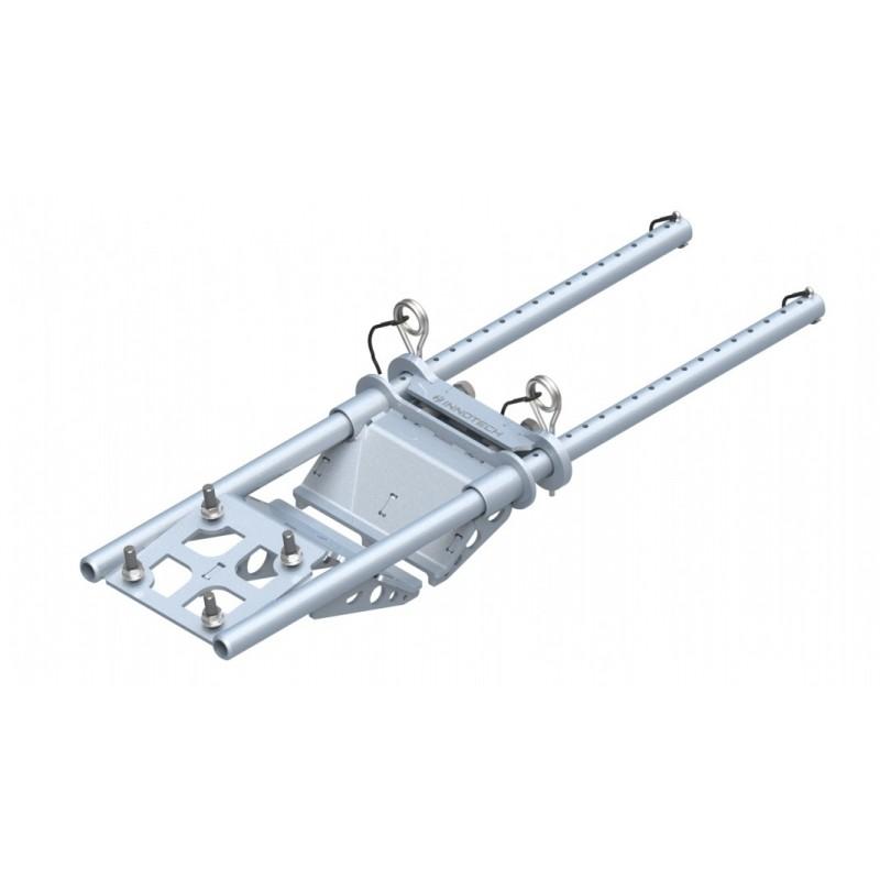 INNOTECH EAP Zubehör Klemmkonsole für Stahlkonstruktionen