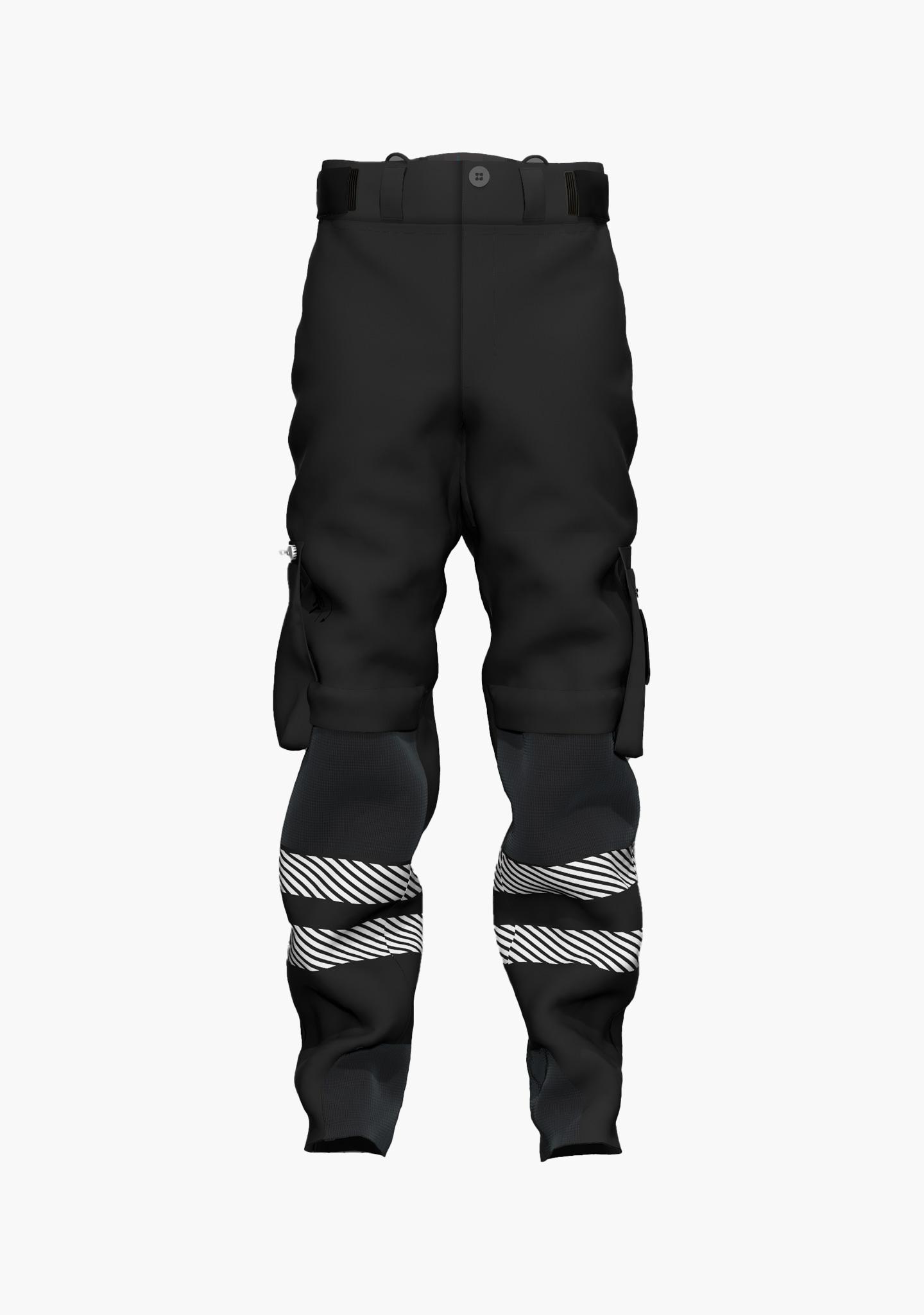 TiNEZ Workwear KASKASI (IL) - Regenhose