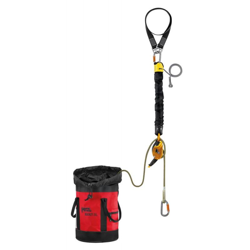 Petzl Rettungssystem Jag Rescue Kit
