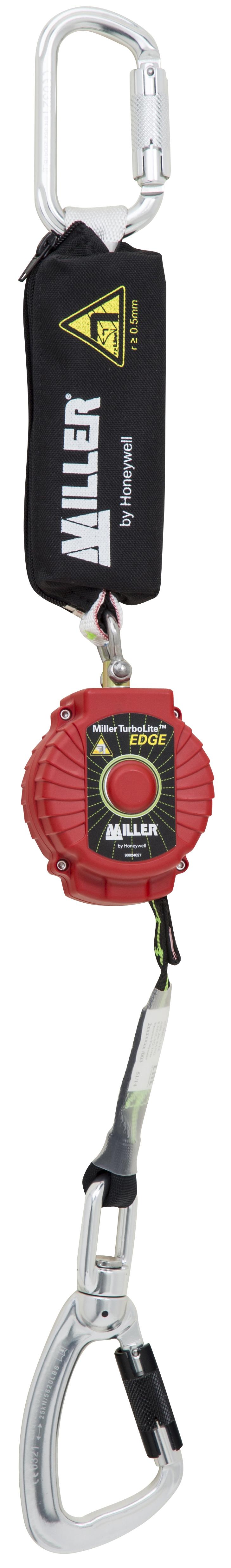 Honeywell Miller Fallbegrenzer Turbolite Edge 1,80 m