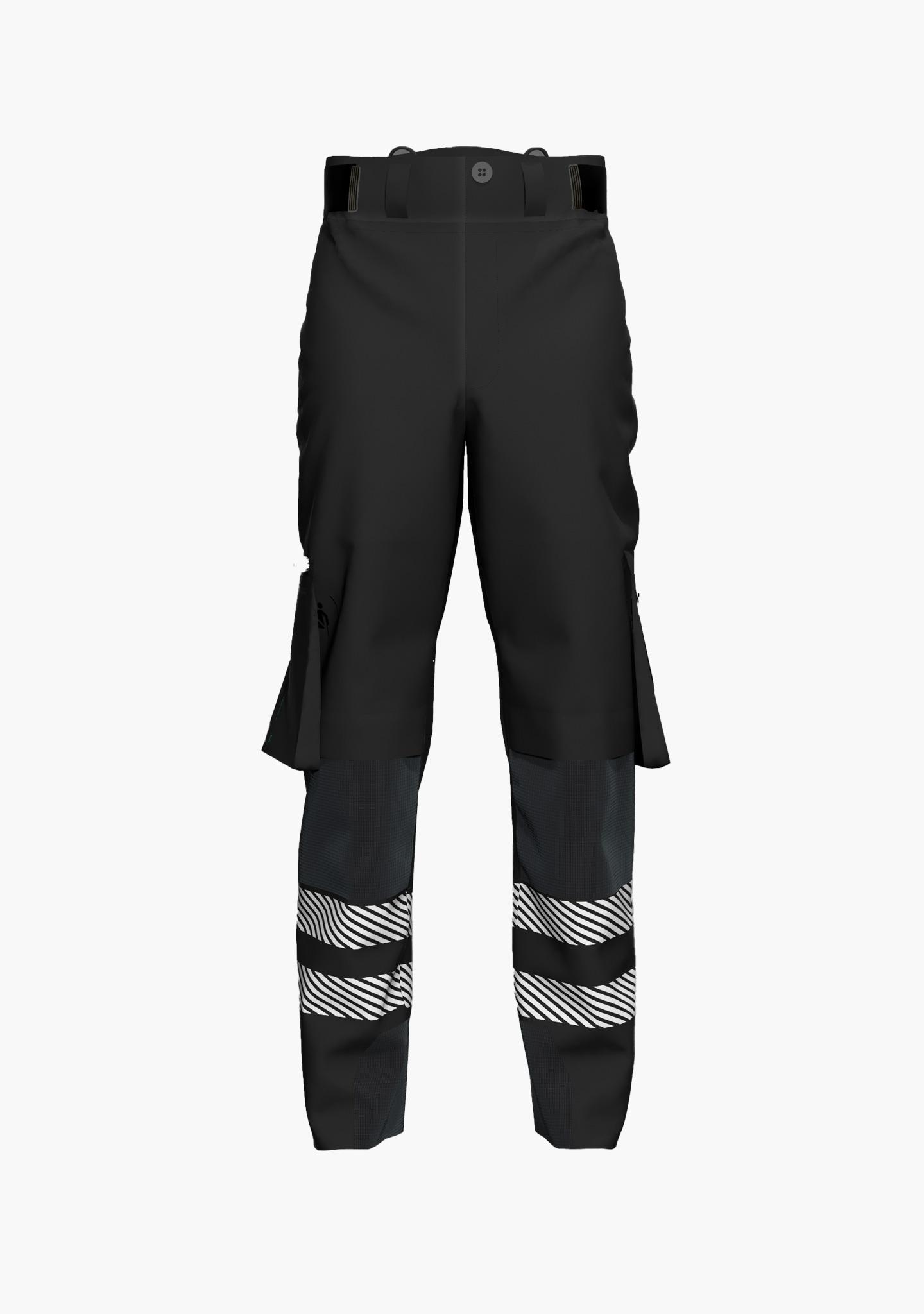 TiNEZ Workwear KASKASI (RL) - Regenhose