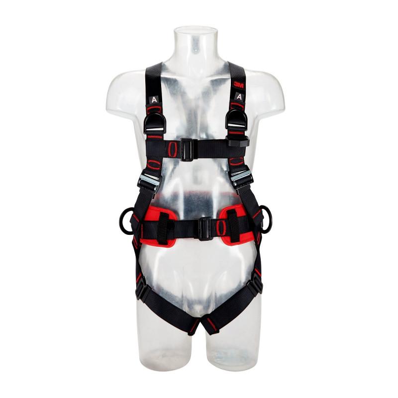 3M Protecta 5-Punkt Auffanggurt Komfort mit Schulterauffangösen