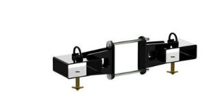 3M DBI-SALA Flexiguard Transport-Set mit Gabelstaplereinfahrtaschen