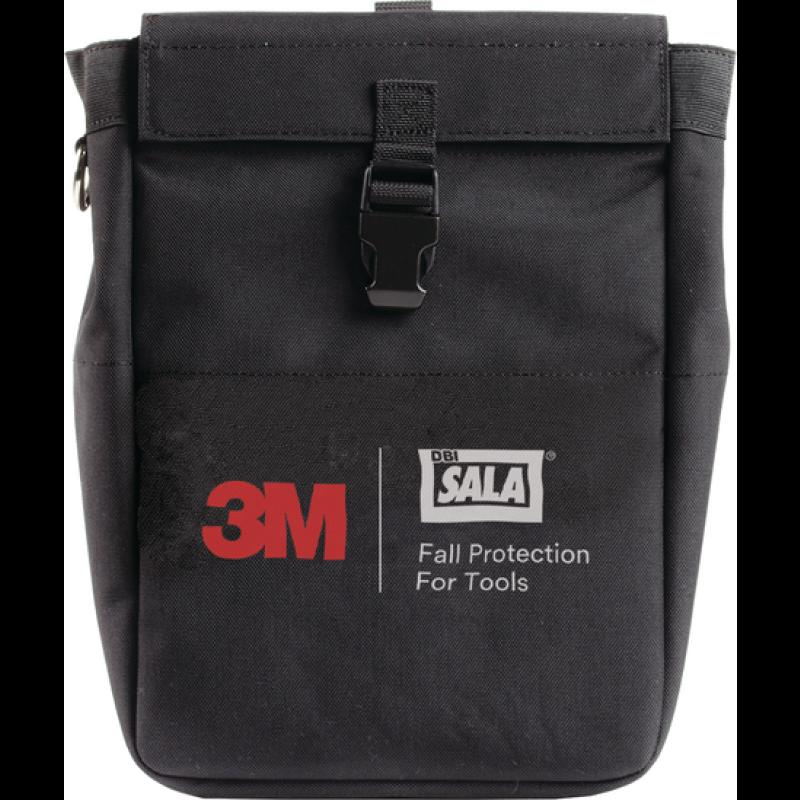 DBI-SALA Werkzeugtasche extra tief mit Auffangöse und Aufrolleinrichtungen