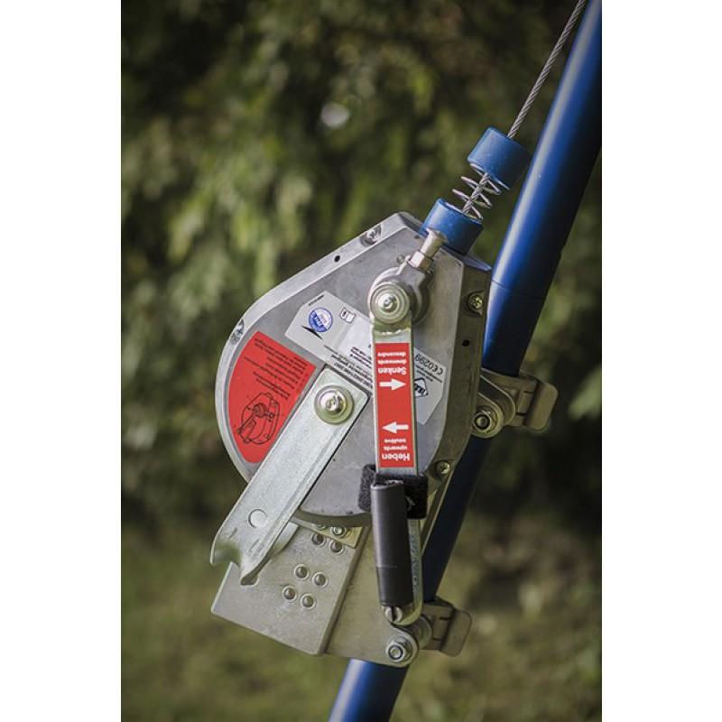 Mittelmann Adapter HRA für Dreibaum 500