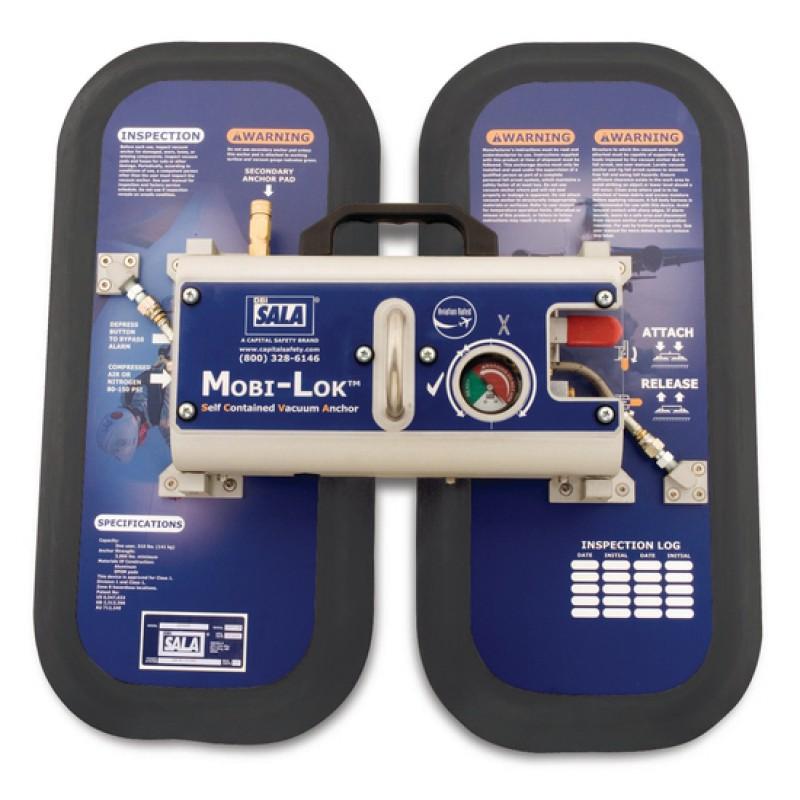 DBI-SALA Mobi-Lok Vakuumanker Luftfahrt