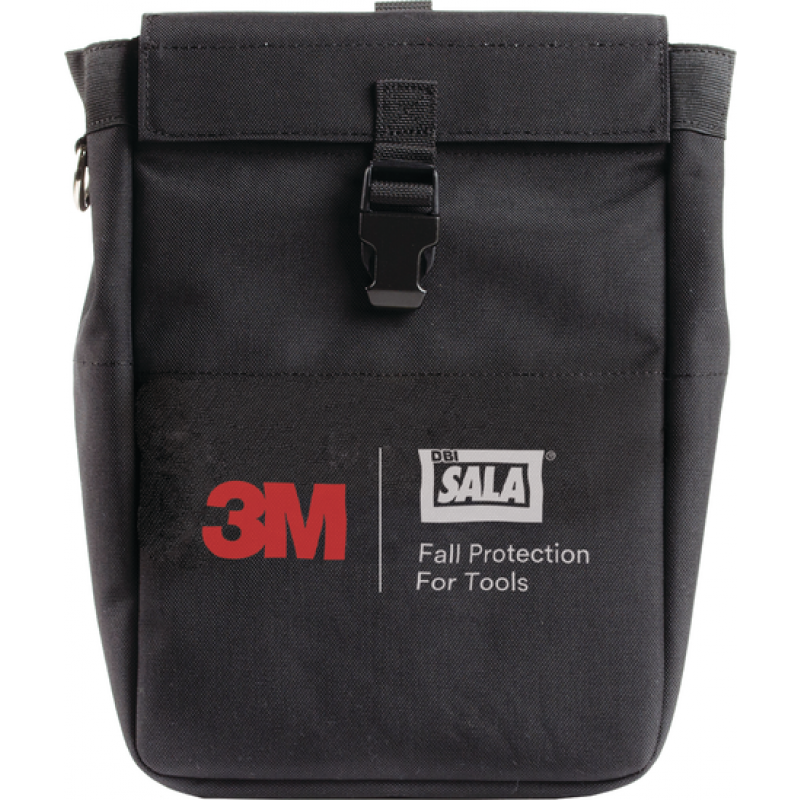 DBI-SALA Werkzeugtasche extra tief mit Auffangöse