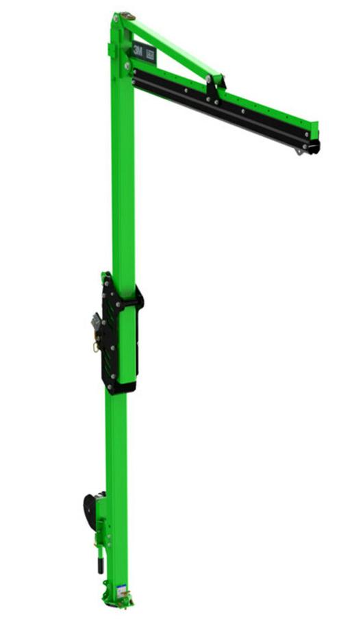 3M DBI-SALA Flexiguard M100 mit frei verstellbarer Höheneinstellung