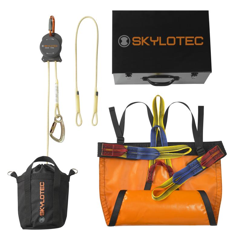 Skylotec DEUS Exit Kit - Selbstrettungsset