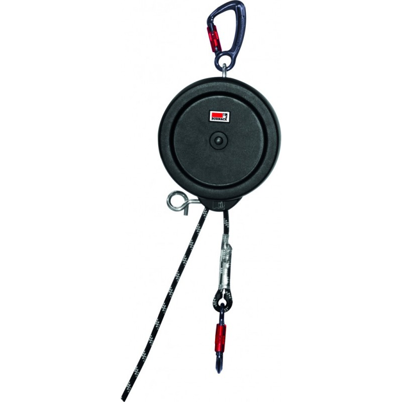Bornack SOLID HUB Abseil-Rettungsgerät mit Hubfunktion 01