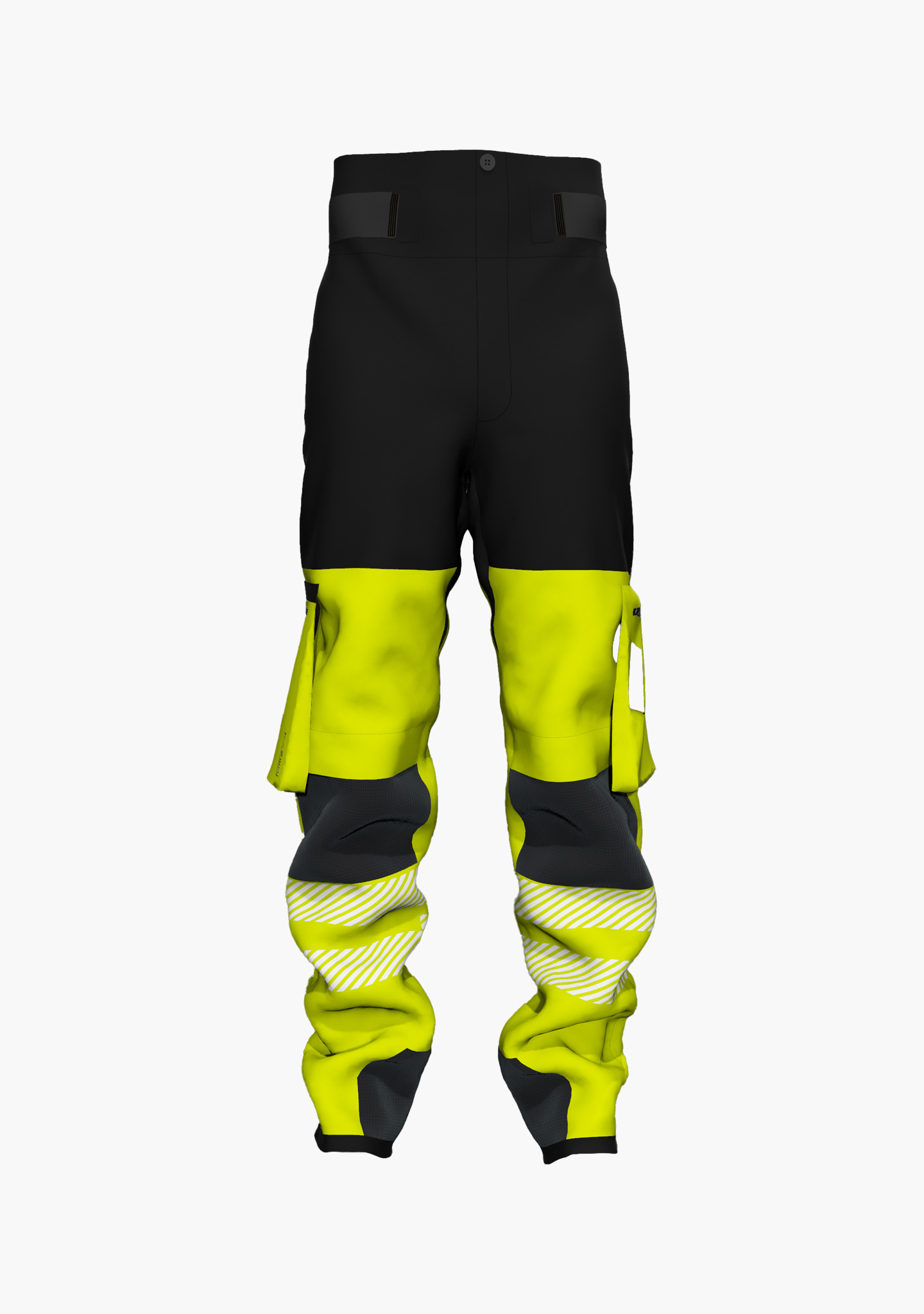 TiNEZ Workwear HOOKSIEL (IL) - Regenhose