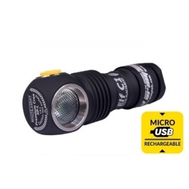 ArmyTek Multi-Flashlight Elf C1