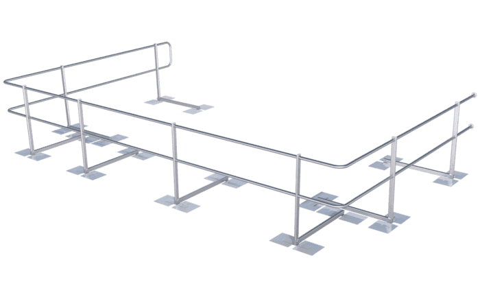 ABS Guard OnTop - Schutzgeländer