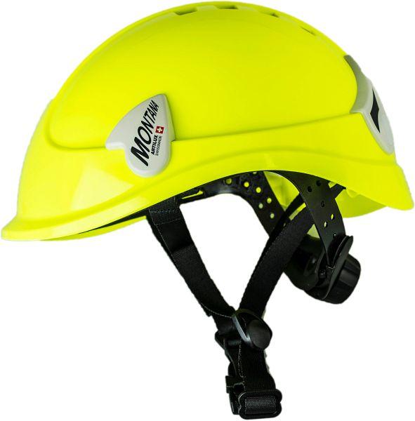 Schutzhelm Montana II Roto-HI-VIS gelb
