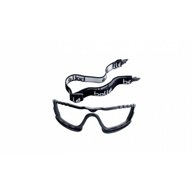 Bollé Kit Kopfband und Schaumstoff für Schutzbrille COBRA