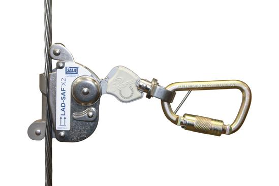3M DBI-SALA Steigschutzläufer LAD-SAF X2