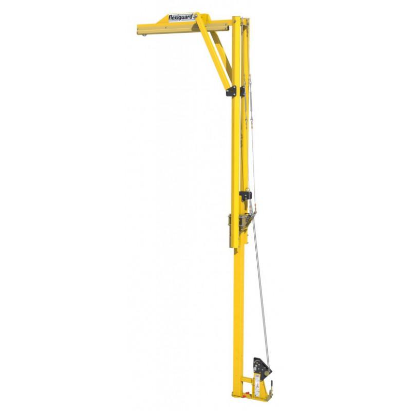 DBI-SALA Flexiguard EMU Davit-Ausleger 3,1-4,6 m