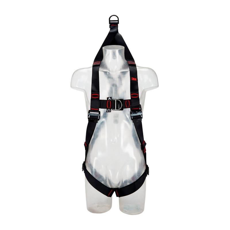 3M Protecta 2-Punkt Auffanggurt Standard mit Rettungsöse