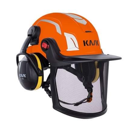 Kask Industrieschutzhelm Zenith X Combo
