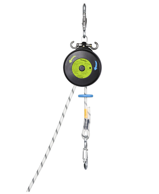 Edelrid Safe Descent Abseil- und Rettungsgerät 10,5 mm