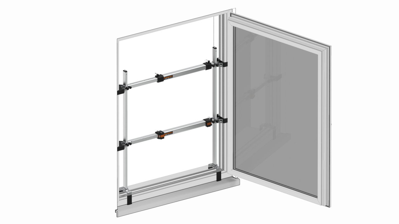 Innotech MFS - Modulare Fenstersicherung