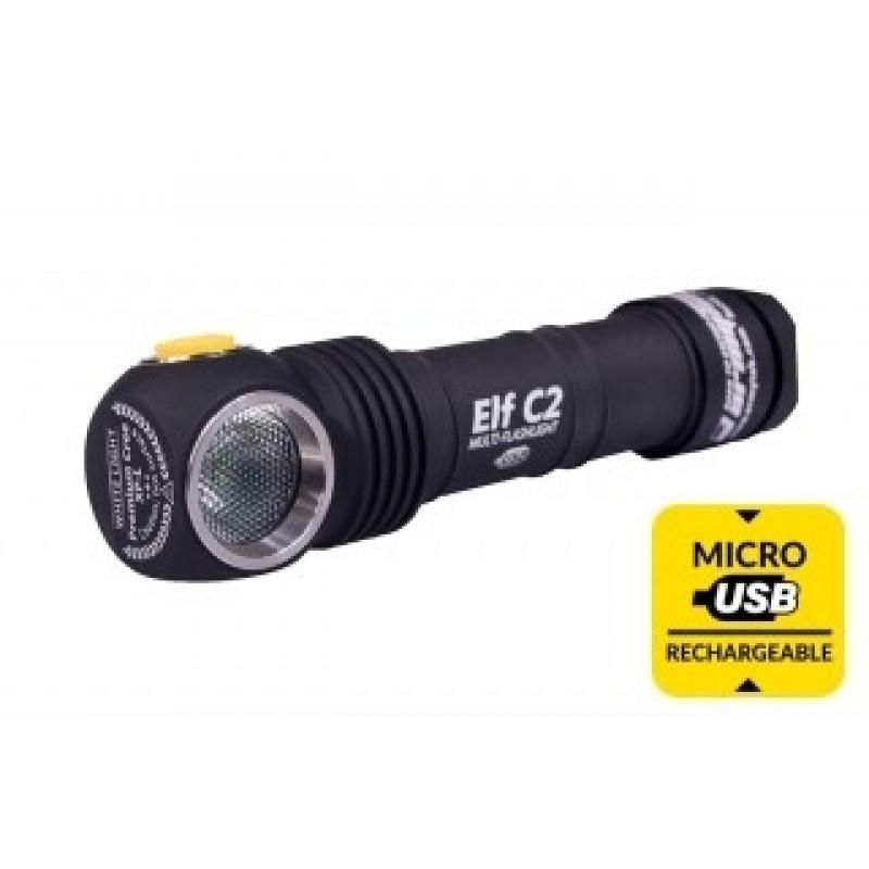 ArmyTek Multi-Flashlight Elf C2