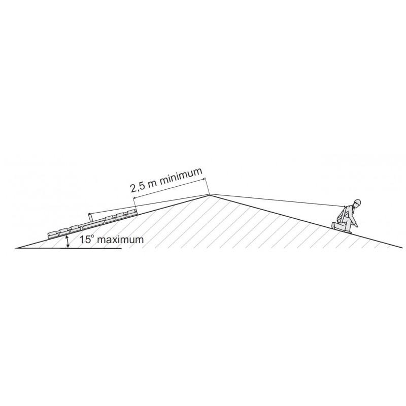Protekt Mobiler Anschlagpunkt / Dachanker IM 100