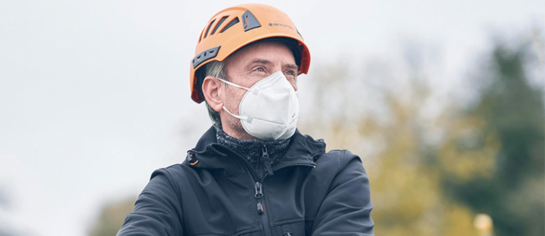 FFP1- und FFP2-Masken made in Germany