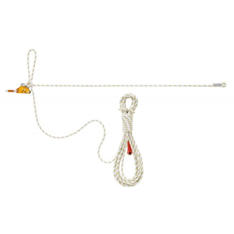 Petzl Grillon Lifeline - verstellbares Geländerseil