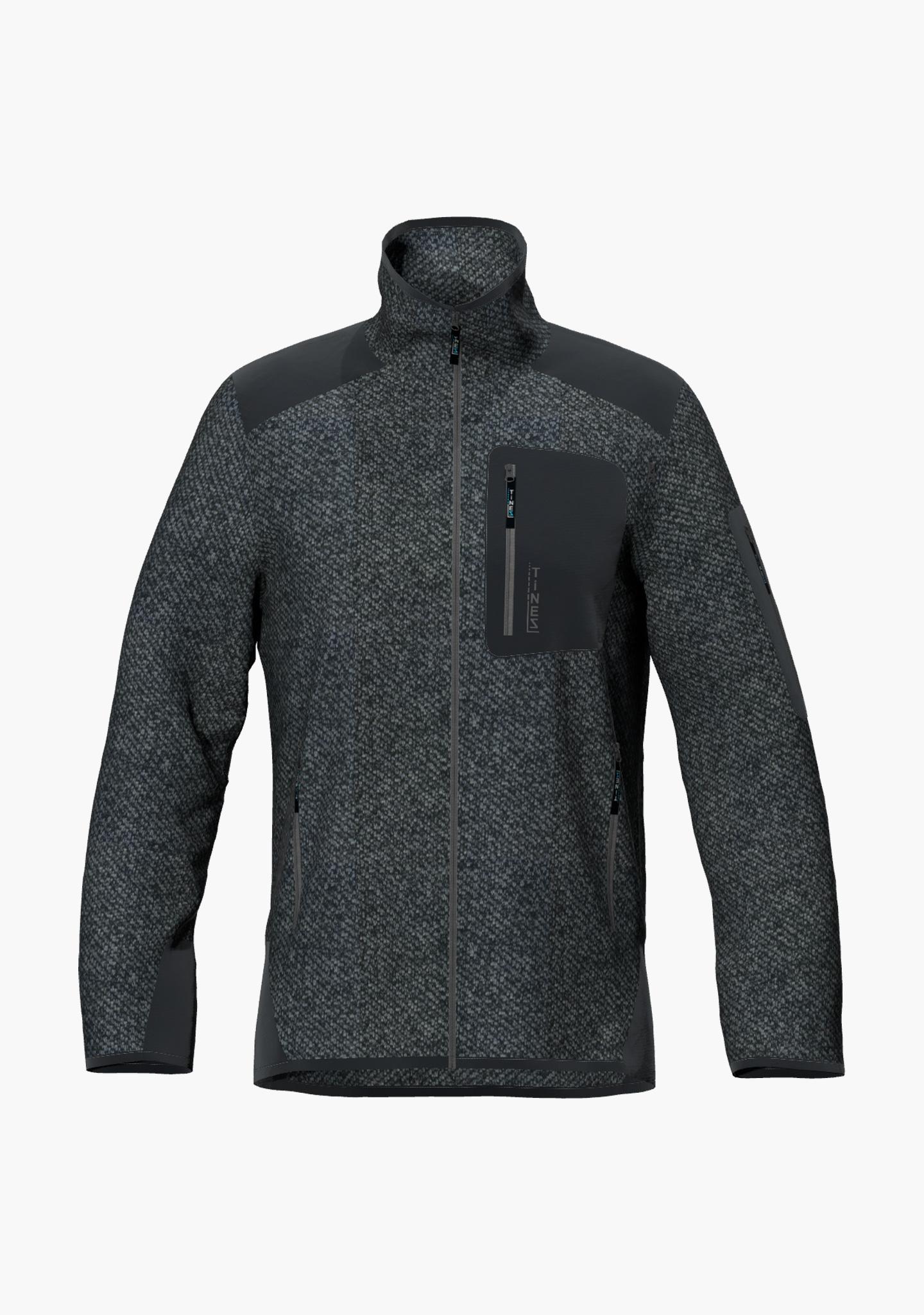 TiNEZ Workwear NYSTED - Strickfleecejacke