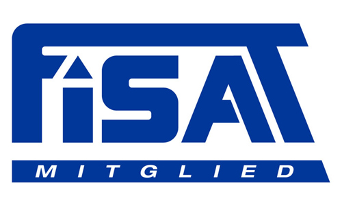 FISAT Industriekletterer Verbandslogo