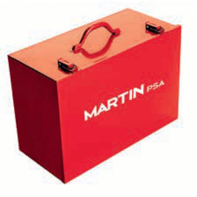 Martin PSA Gerätekoffer HSRG 20
