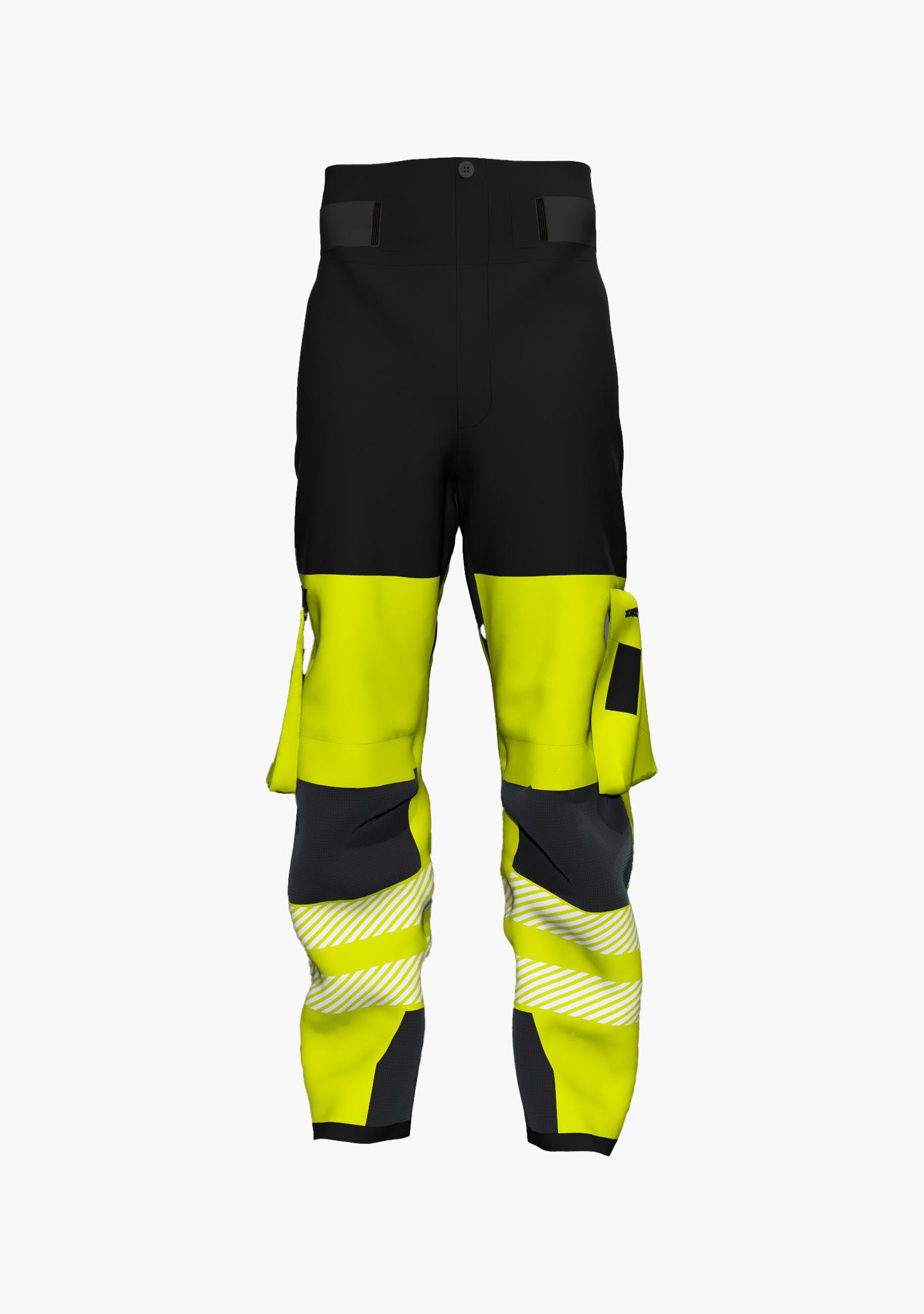 TiNEZ Workwear HOOKSIEL (RL) - Regenhose