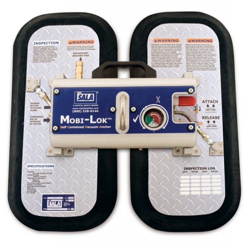 DBI-SALA Mobi-Lok Vakuumanker für allg. Industrie