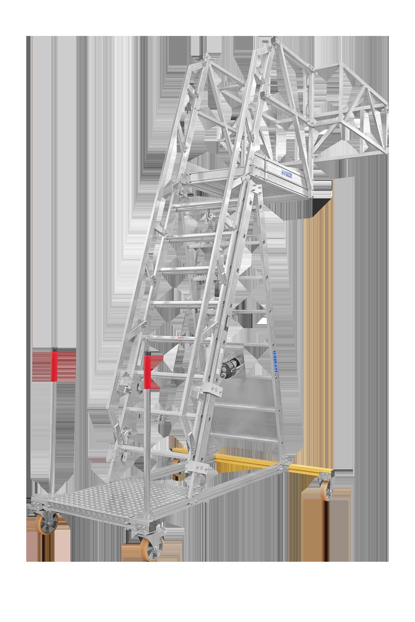 HYMER Tankwagenleiter