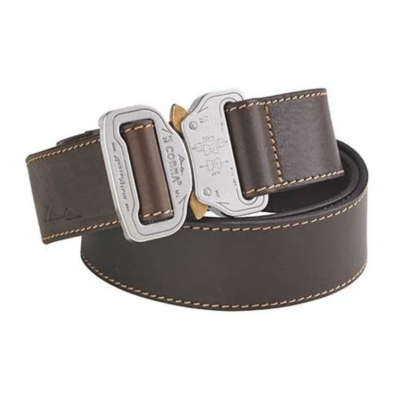 AustriAlpin Leather Belt Cobra 38