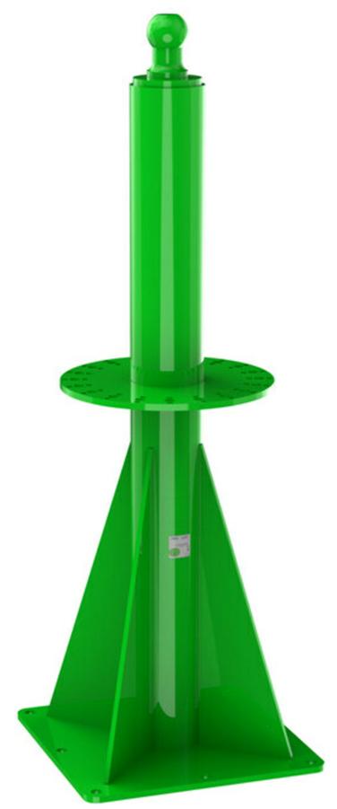 3M DBI-SALA Flexiguard Hülse zur fixen Montage auf dem Boden