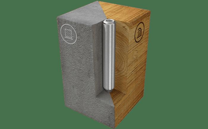 ABS Lock II - Aufnahmehülse für ABS I